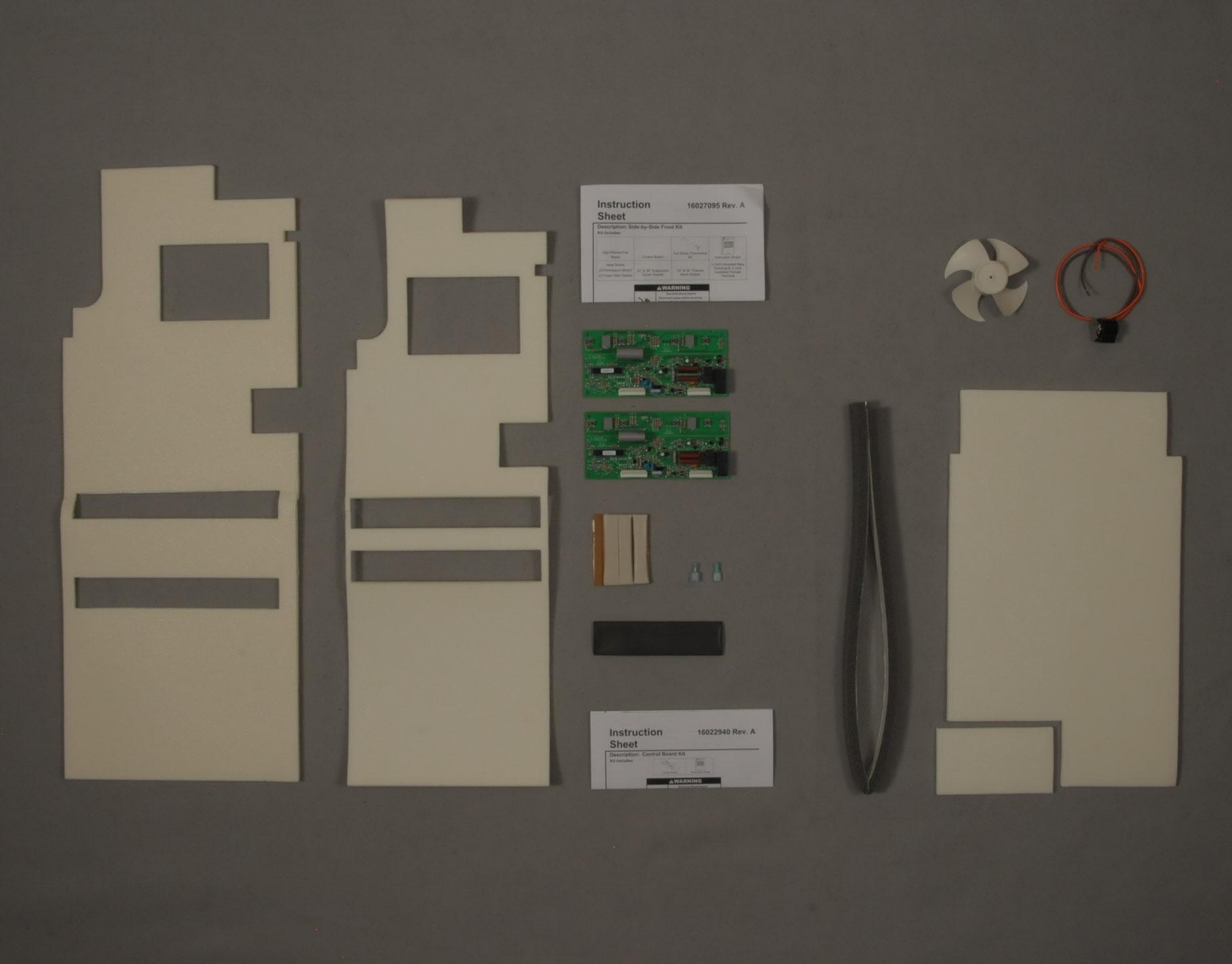 12002756 Whirlpool Refrigerator Part -Main Control Board