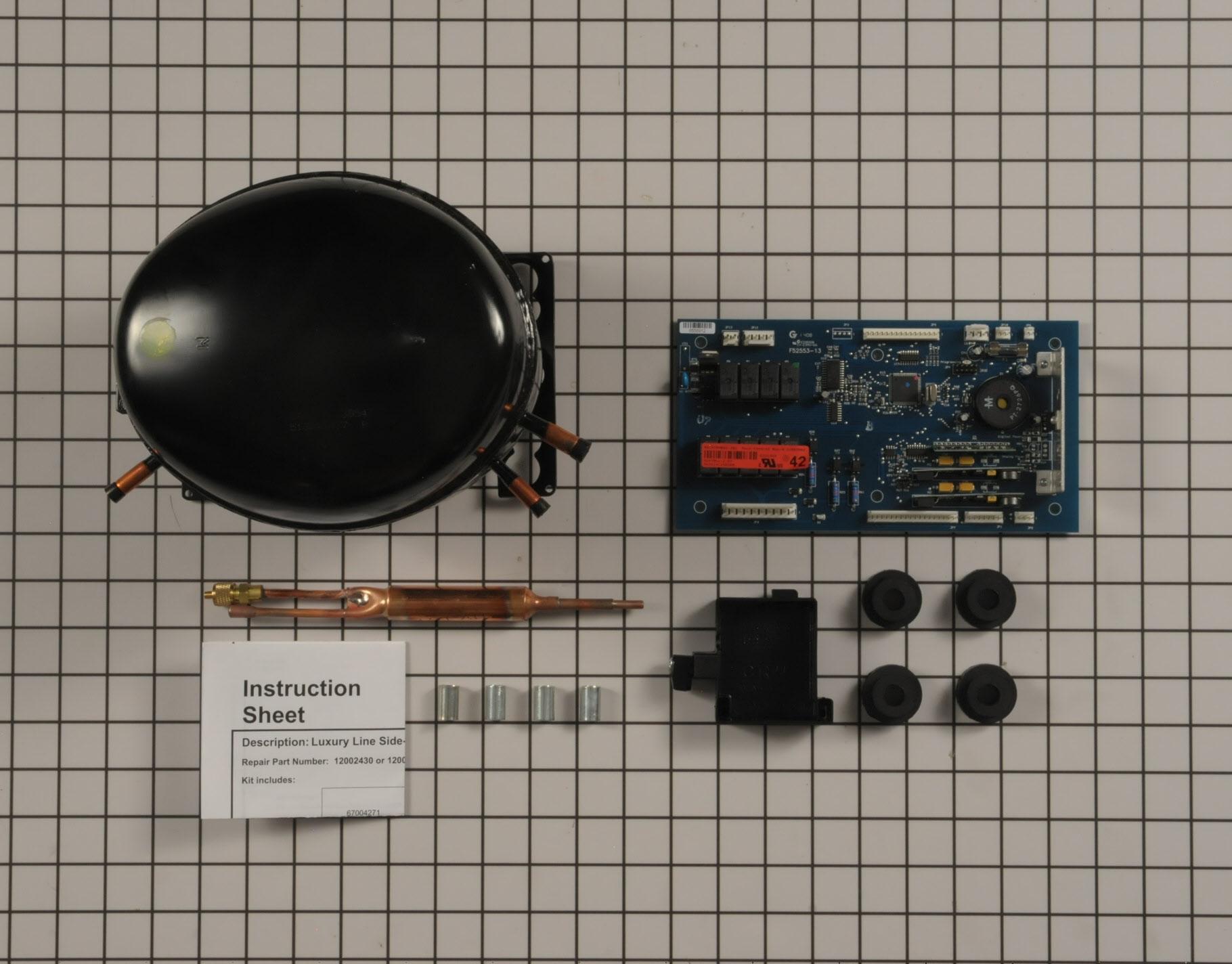 12002480 Jenn Air Refrigerator Part -Control Board