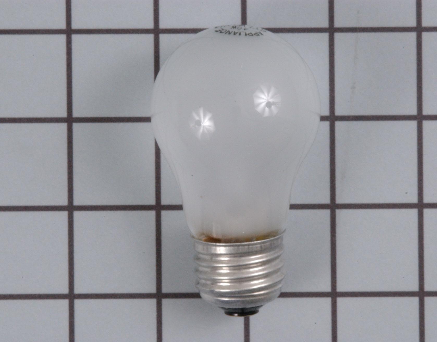 WP67002552 Litton Microwave Part -Light Bulb