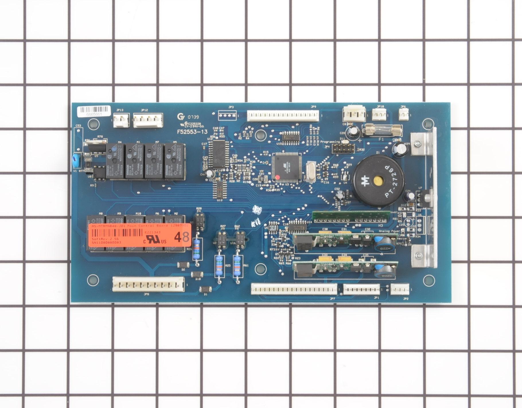 WP67006853 Jenn Air Refrigerator Part -Main Control Board