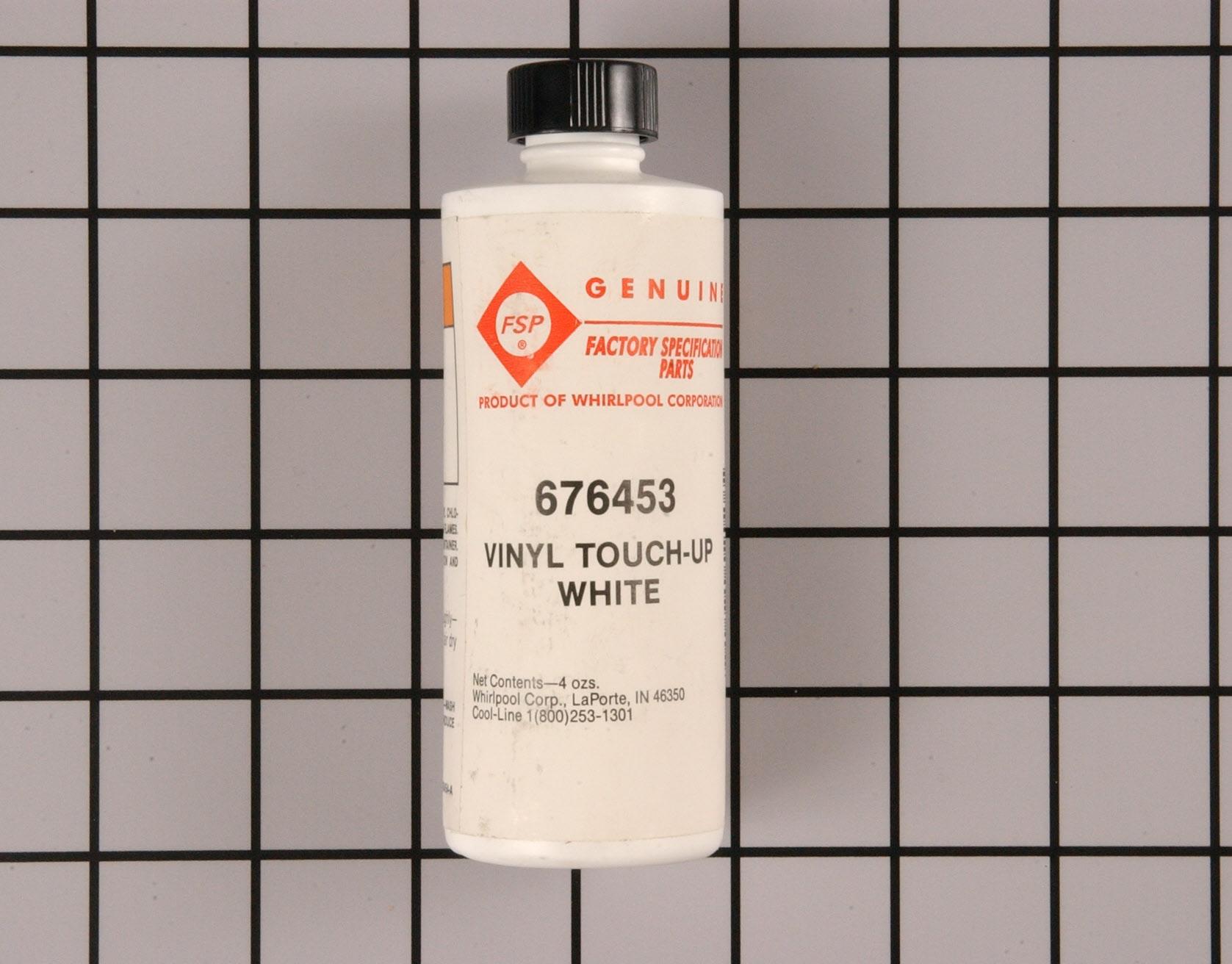WP676453 Ikea Dishwasher Part -Rack Repair Kit or Paint