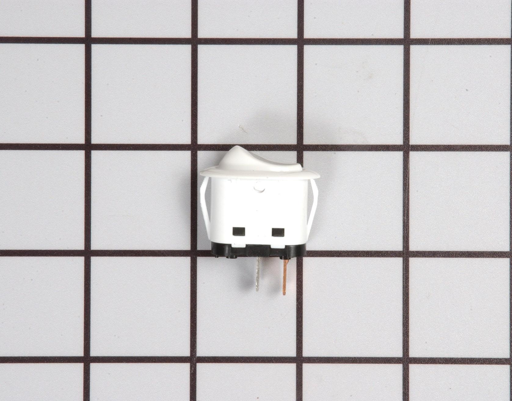WP74010226 Crosley Dryer Part -Rocker Switch