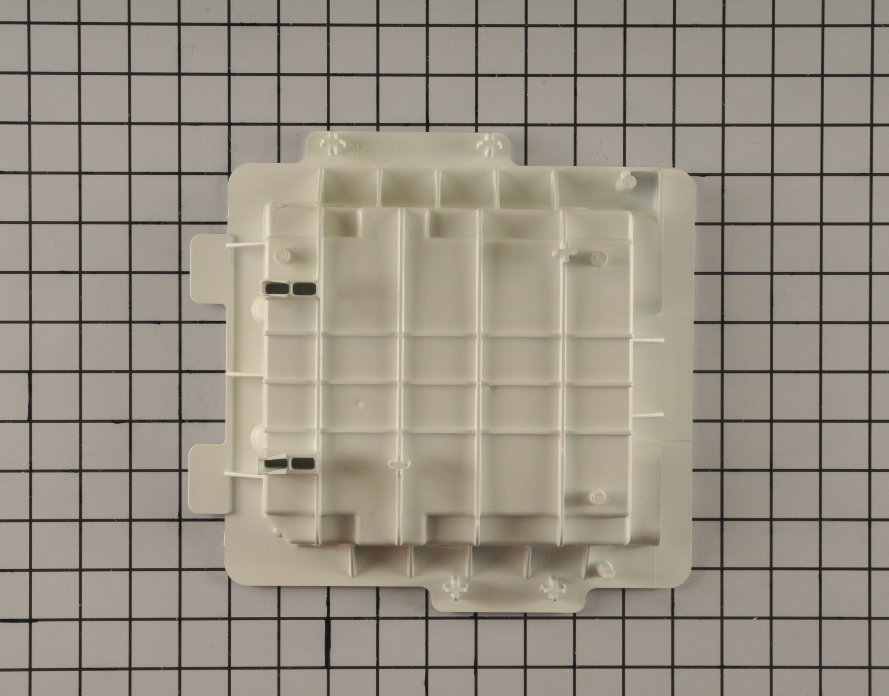 WP67006390 KitchenAid Refrigerator Part -Control Cover