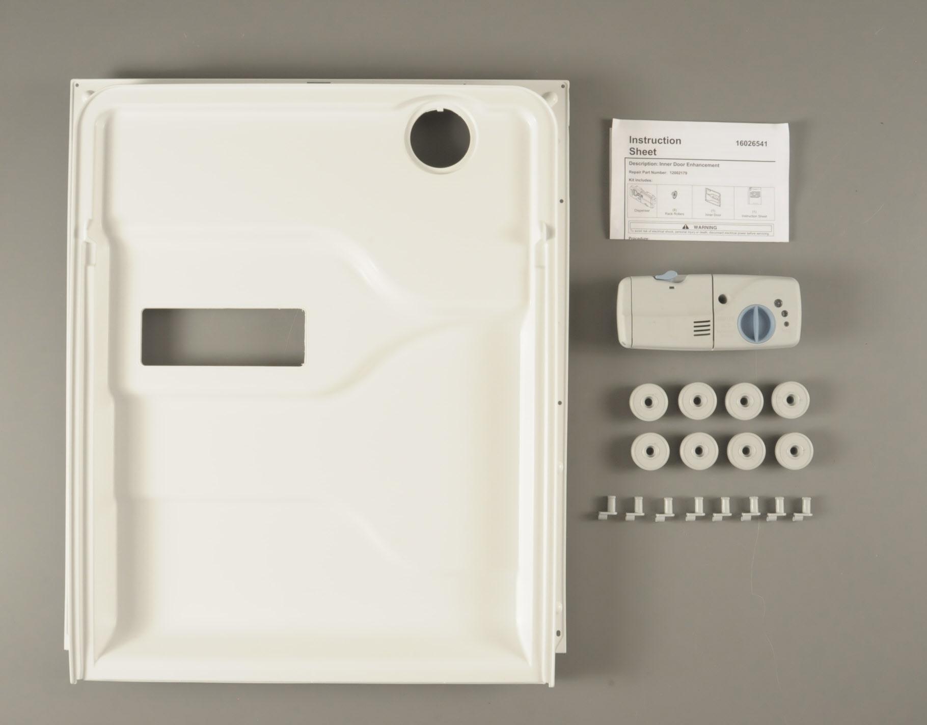 12002179 Jenn Air Dishwasher Part -Inner Door Panel