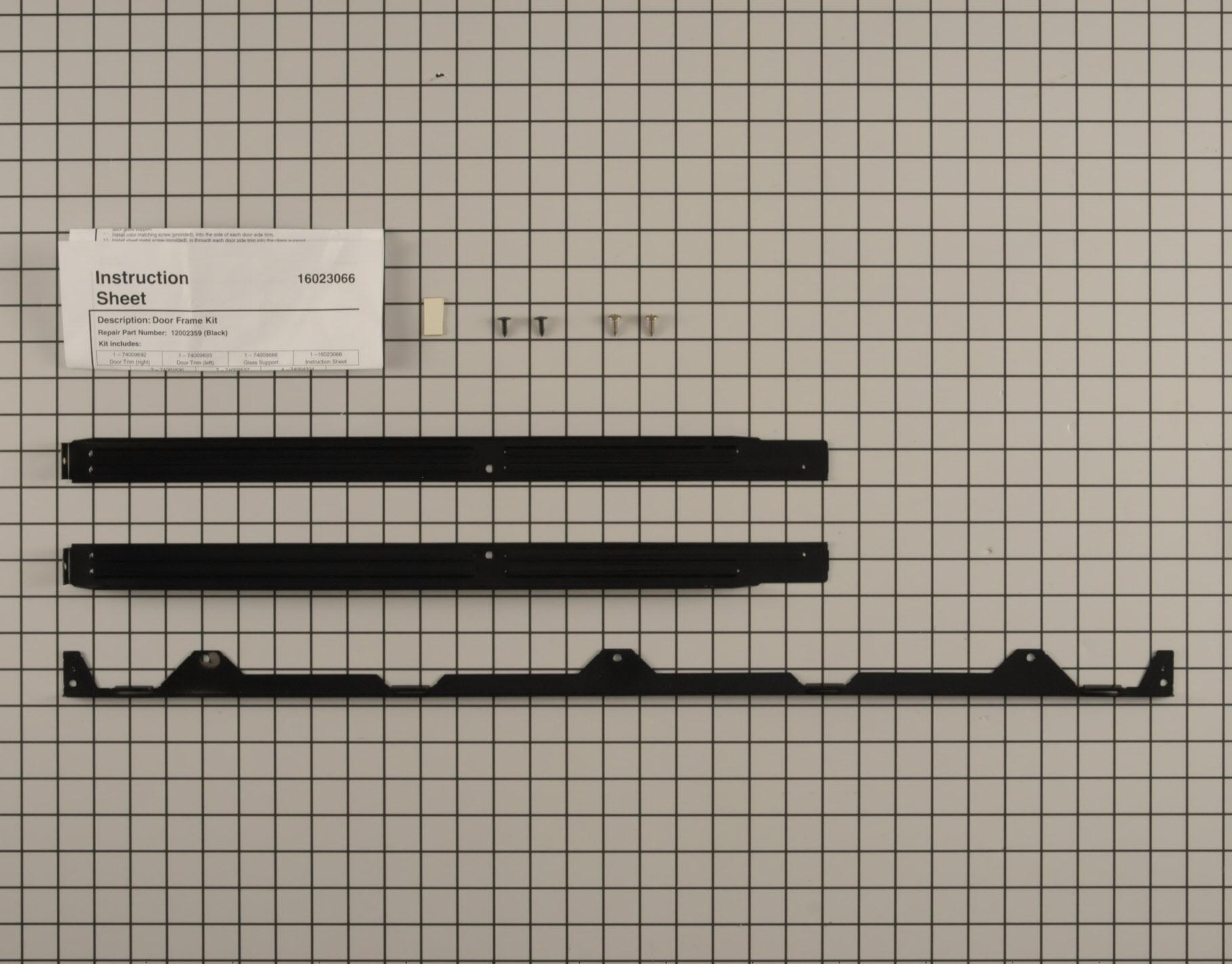 12002359 Jenn Air Range Stove Oven Part -Trim Kit