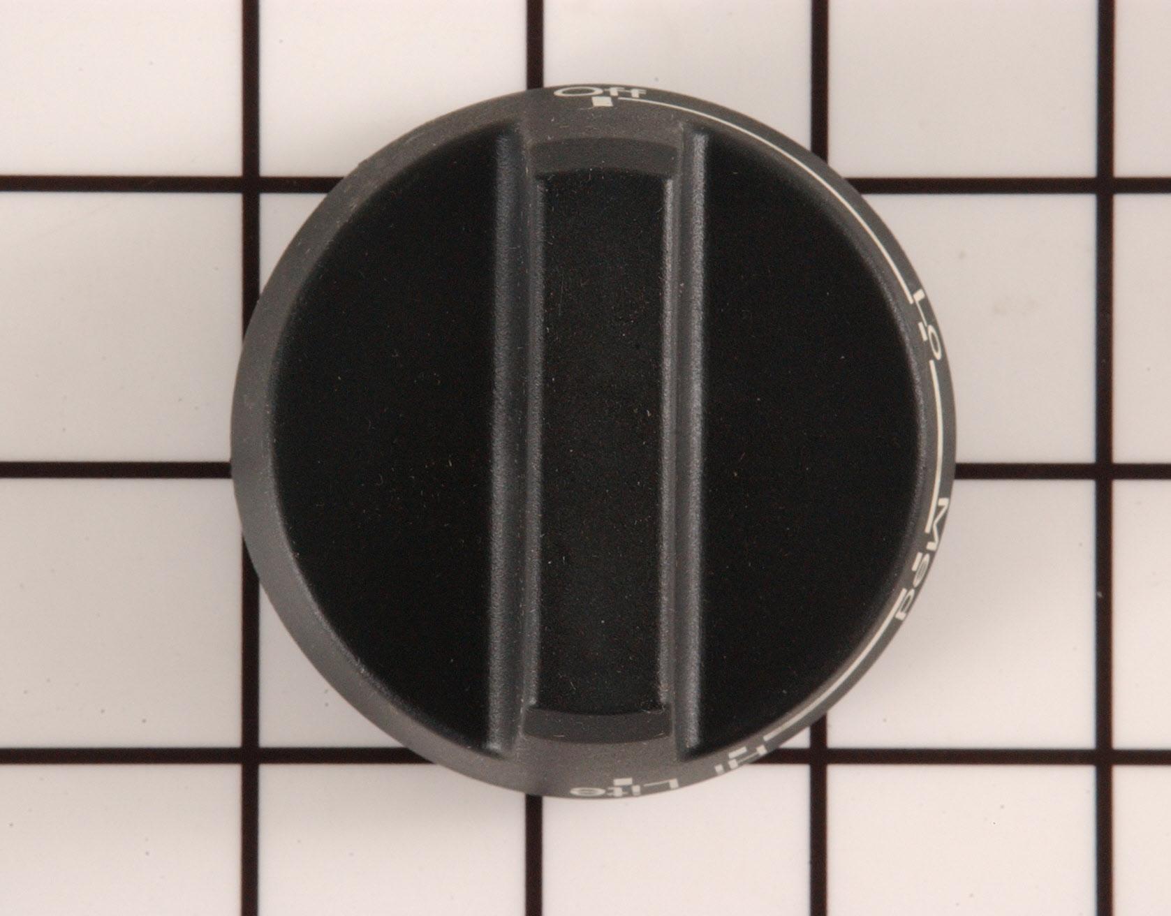 WP71001057 Jenn Air Range Stove Oven Part -Control Knob