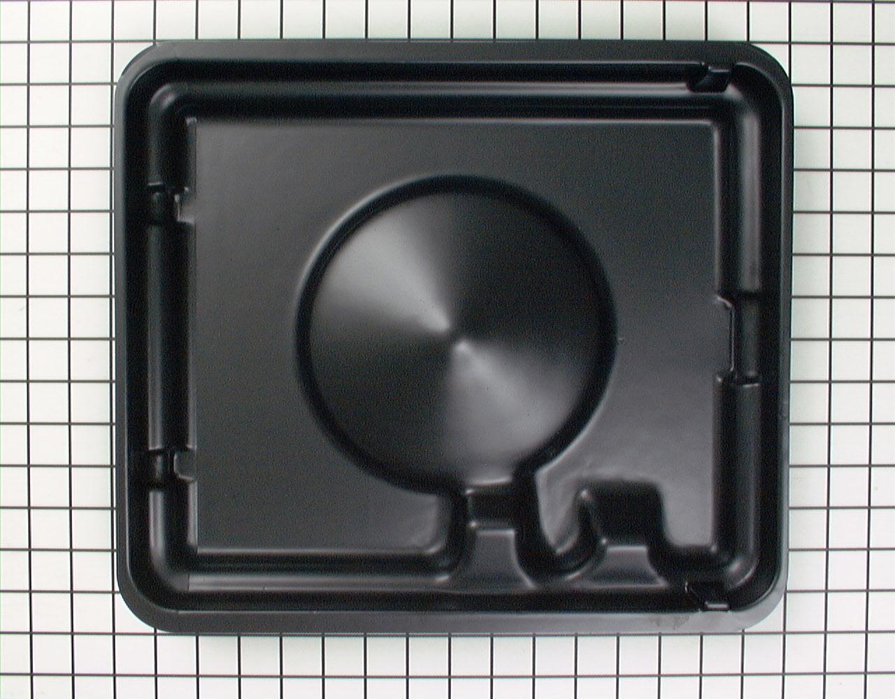 WP68236-1 Montgomery Wards Refrigerator Part -Drip Tray