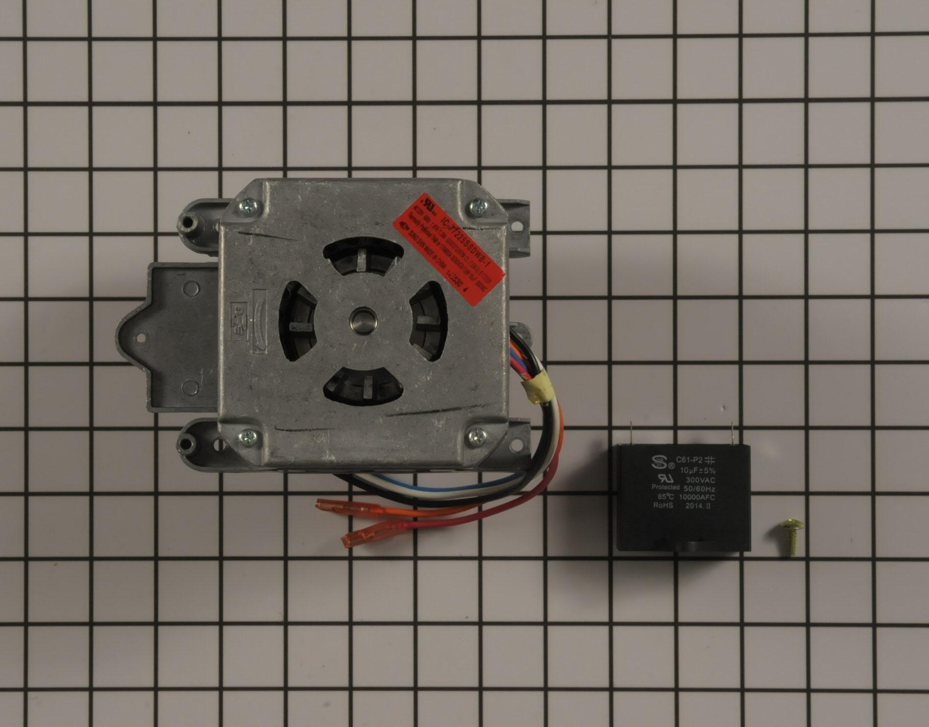 DD81-01640A Samsung Dishwasher Part -Drive Motor