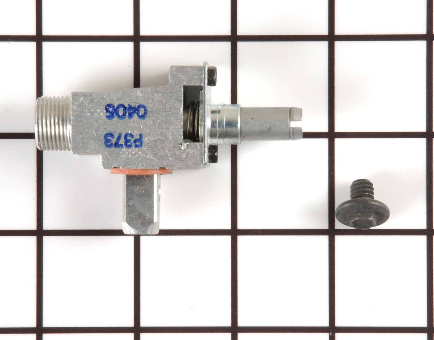 12002280 Hardwick Range Stove Oven Part -Gas Shut-Off Valve