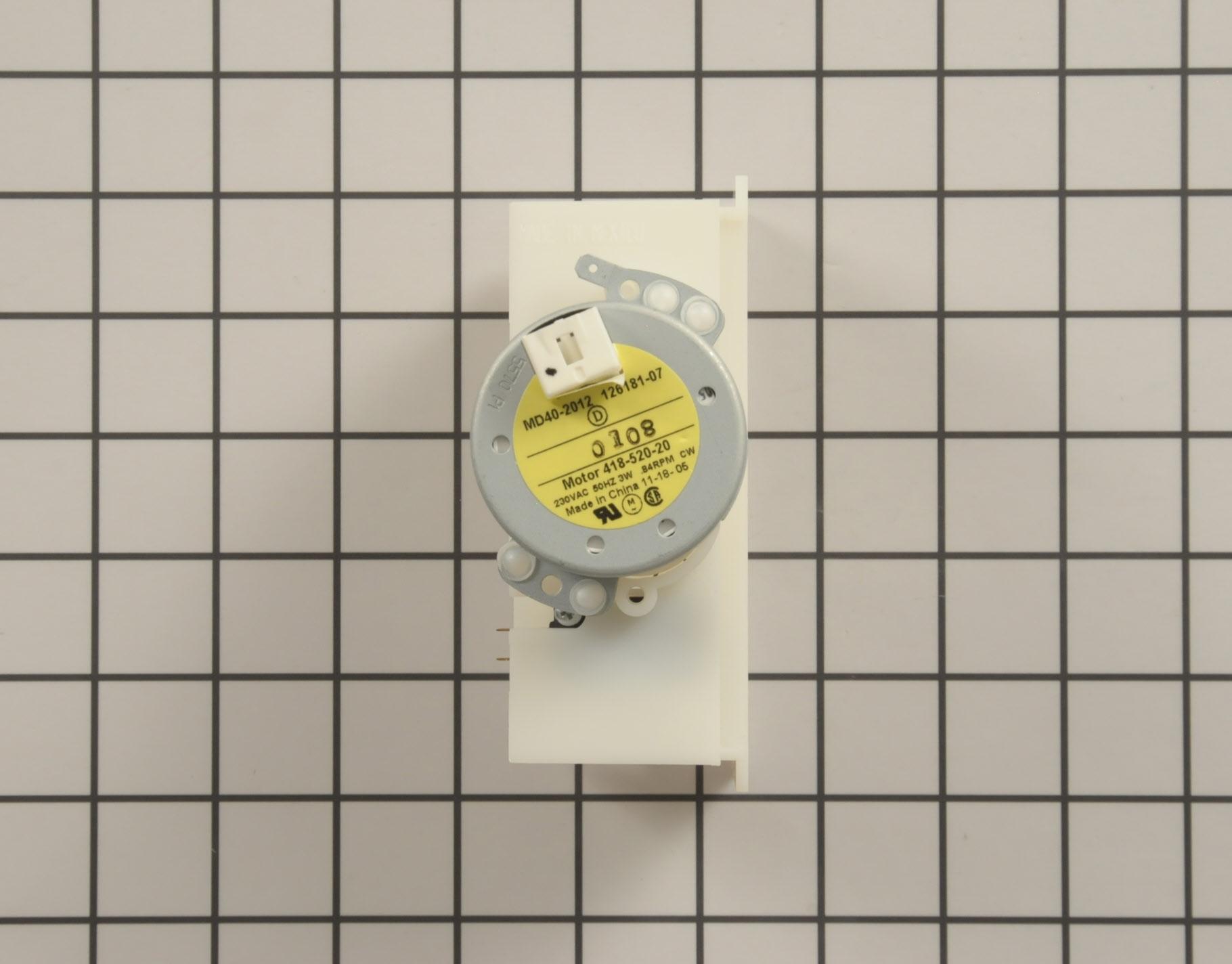 WP67005014 Gaggenau Refrigerator Part -Damper Control Assembly