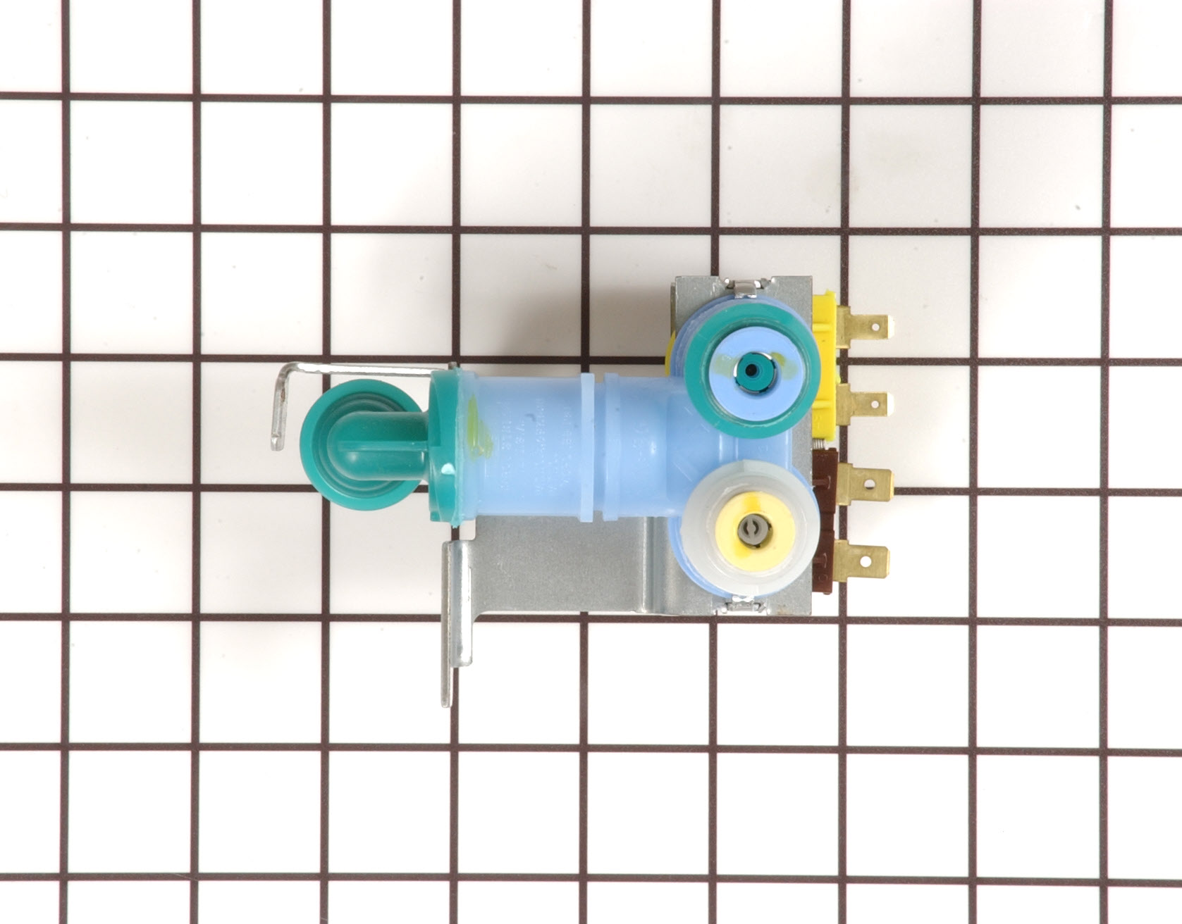 WP67006531 KitchenAid Refrigerator Part -Water Inlet Valve
