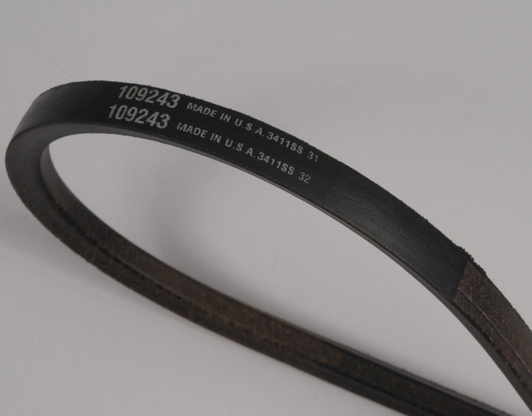 539109243 Husqvarna Lawn Mower Part -V-Belt