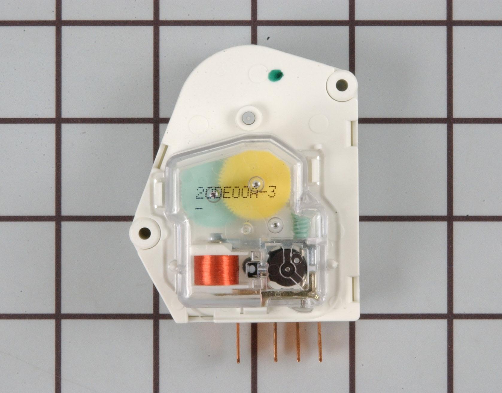 WP68233-3 Montgomery Wards Refrigerator Part -Defrost Timer