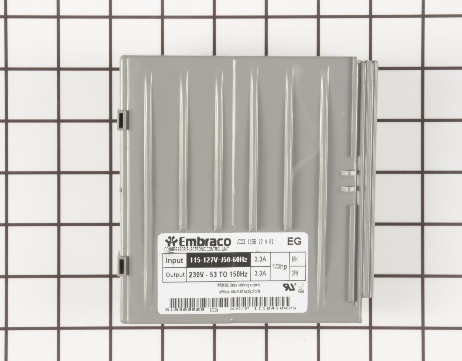 12002799 Jenn Air Refrigerator Part -Inverter Board
