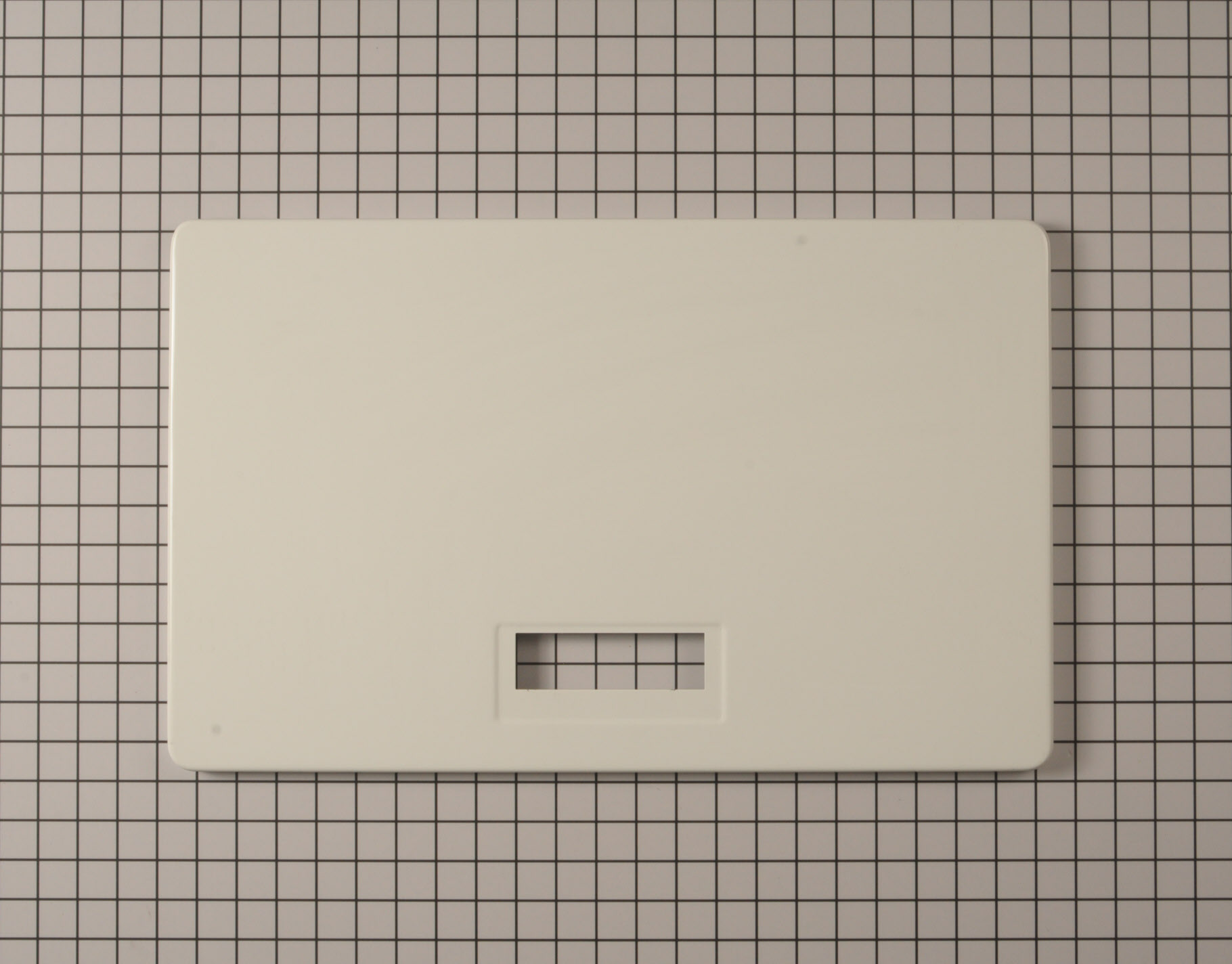 WP697221 Admiral Dryer Part -Front Panel