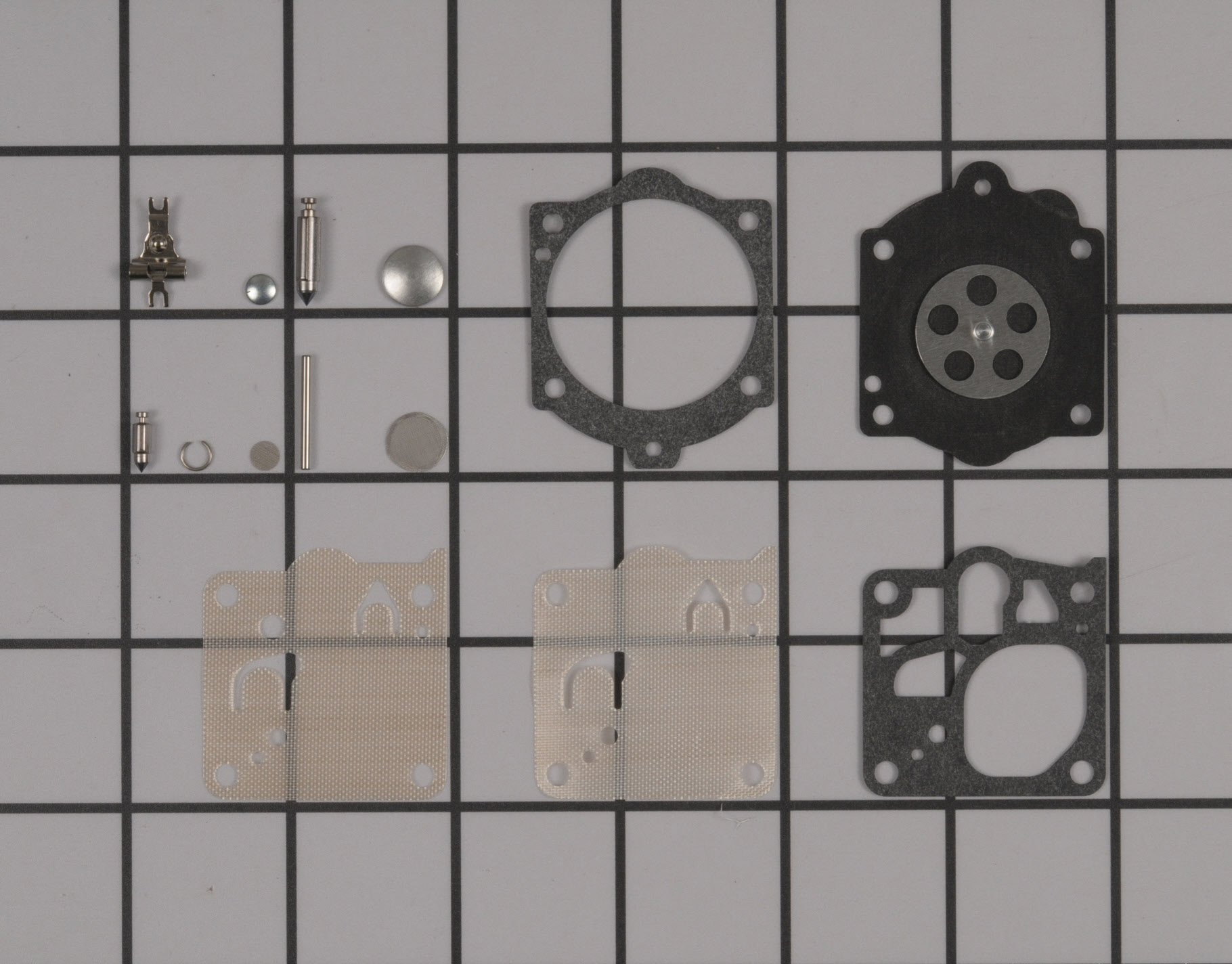 K10-WJ Walbro Small Engine Part -Carburetor Repair Kit