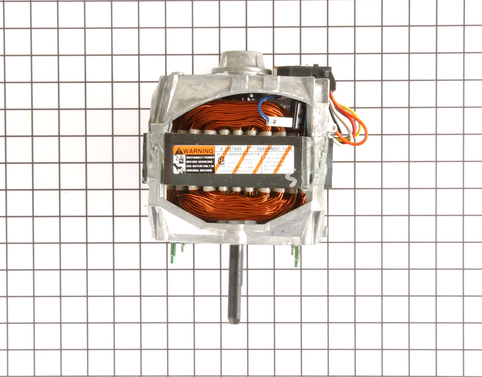 12002353 Maytag Washing Machine Part -Drive Motor