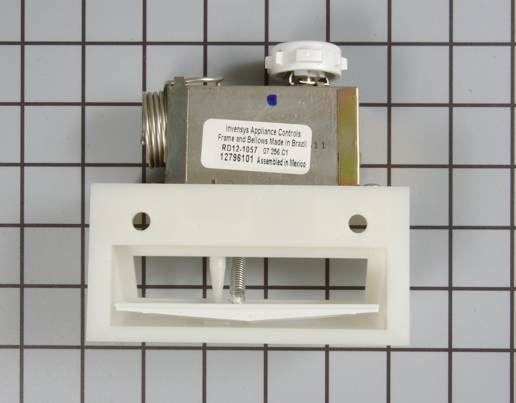 WP67003410 Inglis Refrigerator Part -Damper Control Assembly