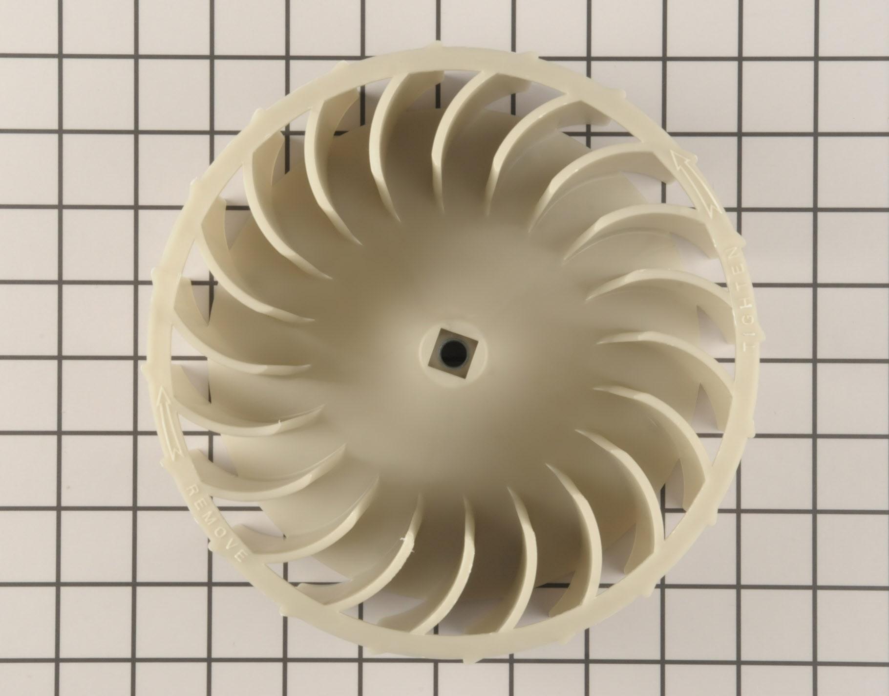 WP697772 Ikea Dryer Part -Blower Wheel