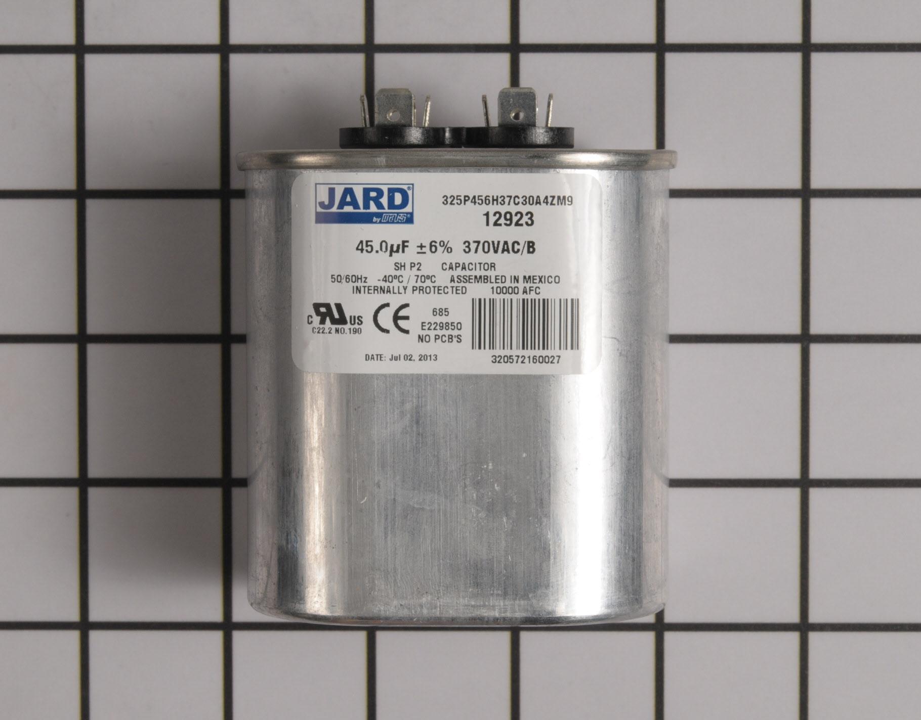 C345L Mars Air Handler Part -Run Capacitor