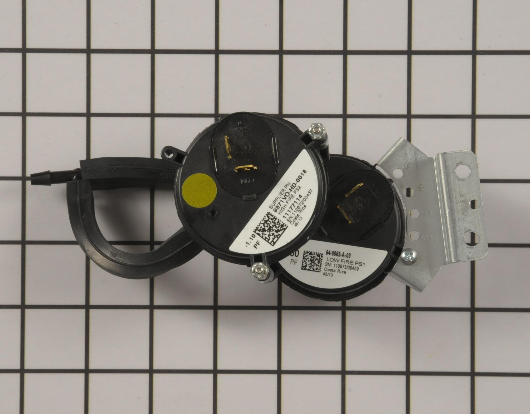 11177114 Goodman Furnace Part -Pressure Switch