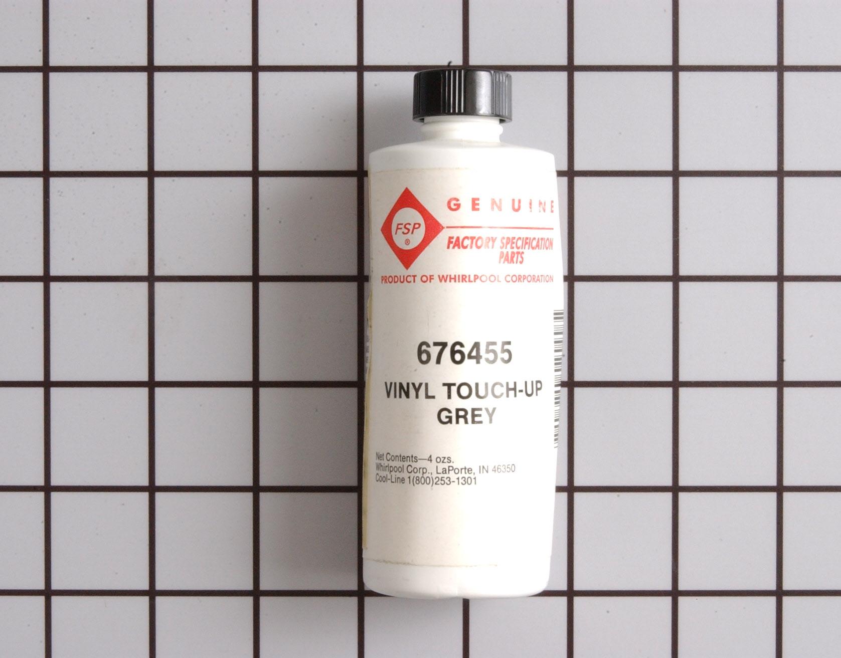 WP676455 Ikea Dishwasher Part -Rack Repair Kit or Paint