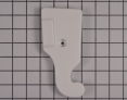 Great Price for the Brand new W10465764 Whirlpool Freezer Part -Hinge Cover